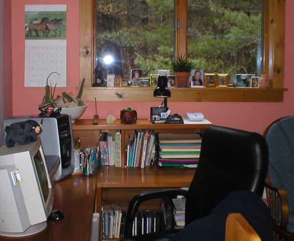 Desk of Member Jo Best
